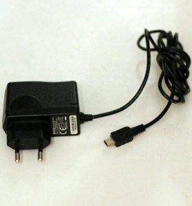 Зарядка mini USB 5V 1A от 220V