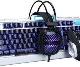 Игровой набор MARVO VAR-510 клавиатура + наушники