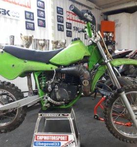 Kawasaki kx60 Зид пилот