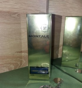 Montale Amber & Spives 40ml