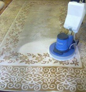 Химчистка ковровых покрытий,мягкой мебели.