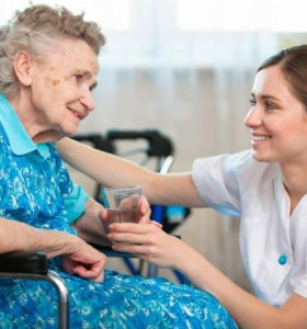 Услуги сиделки для пожилых и больных ,услуги няни