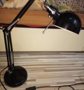 Настольная лампа, светильник