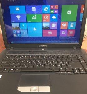 Ноутбук Aser e Mashines E-510