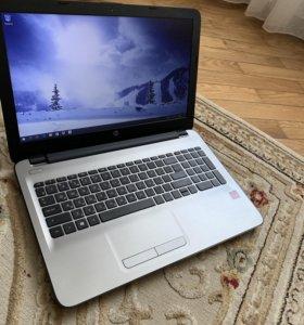 Игровой ноутбук HP 15, 10-ти ядерный AMD A10 9600Р