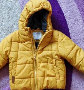 Куртка babygo