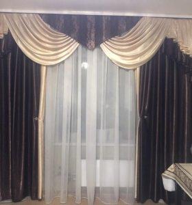 Продам красивые шторы