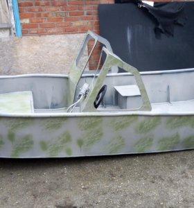 Лодка из пнд