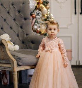 Zefirka kids платье на 2 года