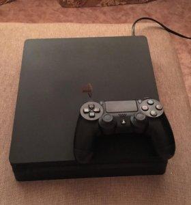 PS 4 slims 500 gb