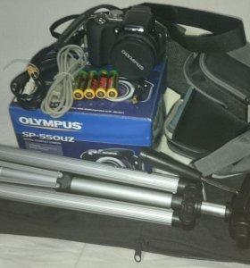 Olympus SP-550 x18 ULtraZoom