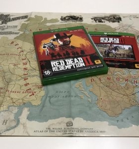 Read Dead Redemption II Xbox One