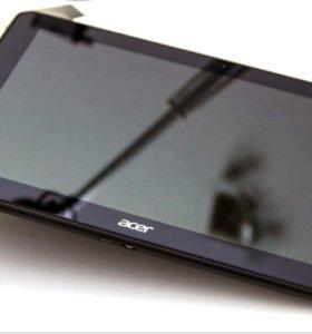 Ноутбук планшет Iconia Tab W500