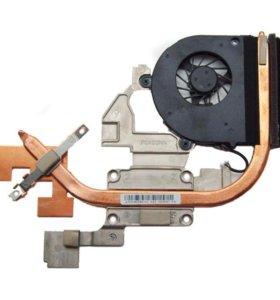 Система охлаждения, вентилятор, радиатор.