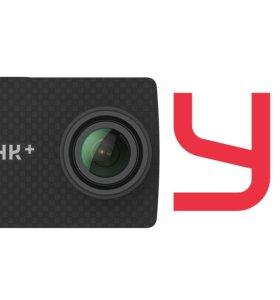 Экшн-камера YI 4K+ Plus. 4K/60FPS. Новая