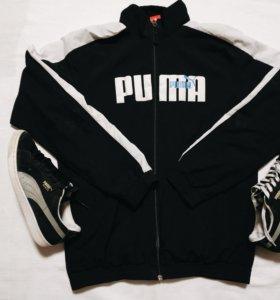 Лук puma олимпийка + кроссовки