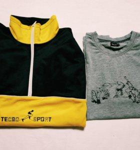Лук олимпийка + футболка