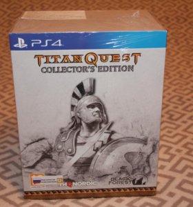 Titan Quest Collector's Edit. PS4 (новый,в пленке)