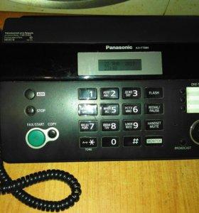 Копир с печатью на рулонах Panasonik