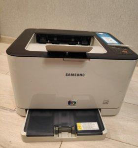 Цветной лазерный принтер Samsung CLP-320N