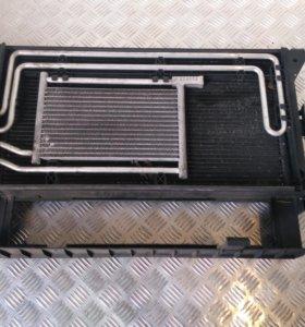 Радиатор охлаждения (конд.), BMW, 5 E39 (1995-2003), 2001