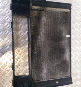 Радиатор охлаждения (конд.), BMW, 7 E65/E66 (2001-2008), 2003