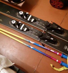 Горные лыжи Rossignol Soul 7