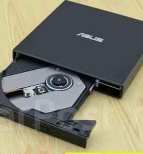 Привод внешний Asus DVD-R магазин Donat