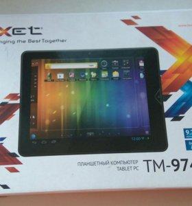 Планшет teXet TM-9748