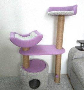 Домик от производителя когтеточка для кошек 7876
