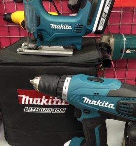 Набор инструментов MAKITA DK18298X1