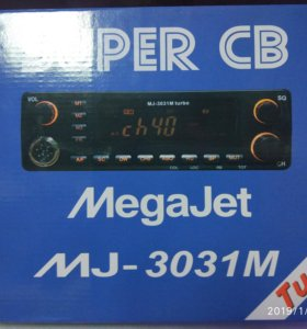 Megajet 3031M turbo
