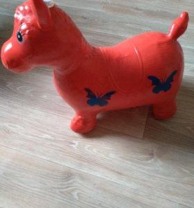 Новая лошадка