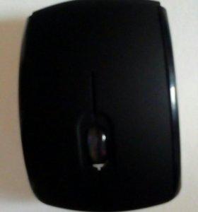 Мышь беспроводная складная компьютерная новая