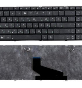Клавиатура Asus K53B, K53T, X53U, X53B, X53T Новая