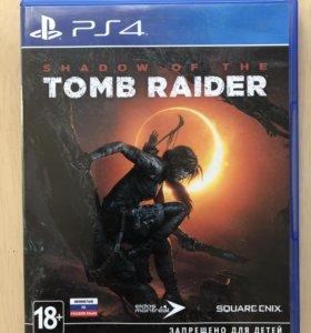 Продам игру Tomb Raider