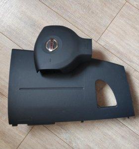 Подушка безопасности пассажира Nissan Tiida