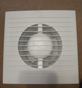 Вентилятор осевой вытяжной с антимоскитной сеткой