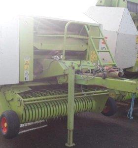 Пресс подборщик рулонный Claas Rollant 250