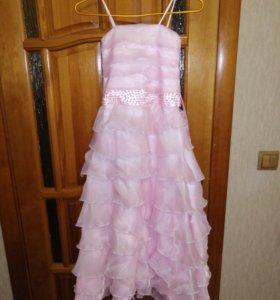Вечернее платье для девочки 11-14