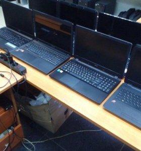 30 штук ноутбуков (2ядра/4ядра)с гарантией