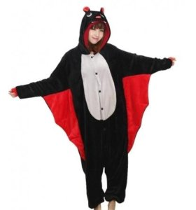 Пижама Кигуруми летучая мышь