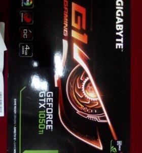 2 шт Видео карты GTX 1050 ti GIGABYTE