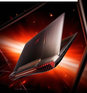 Топовый ROG i7 7820HK по 4.5 GHZ + GTX 1070 - 8 GB