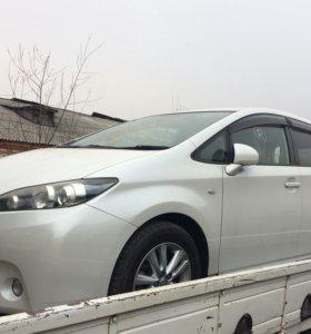 Распил на запчасти Toyota wish
