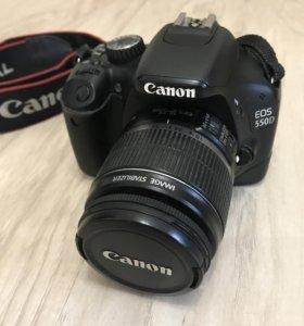 Фотоаппарат Canon EOS 550 D