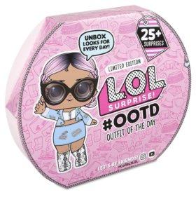 LOL Advent Calendar +1 кукла