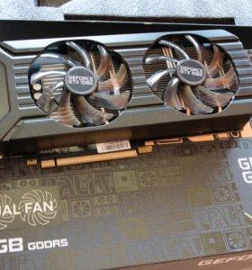 Palit GeForce GTX 1060 DUAL 6 GB