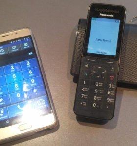 Panasonic kx-prw120ru с подключением смартфонов