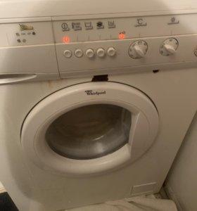 Whirlpool стиральная машина